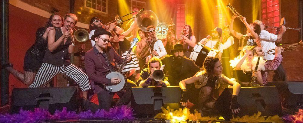 Carnaval e Jazz? Veja ensaios de blocos paulistanos no JazzNosFundos