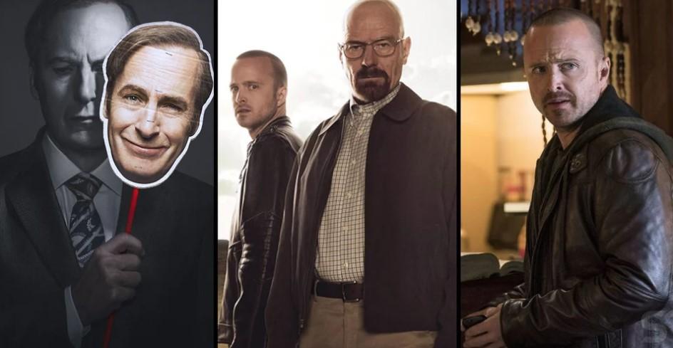 A Linha do tempo de Breaking Bad, Better Call Saul e El Camino