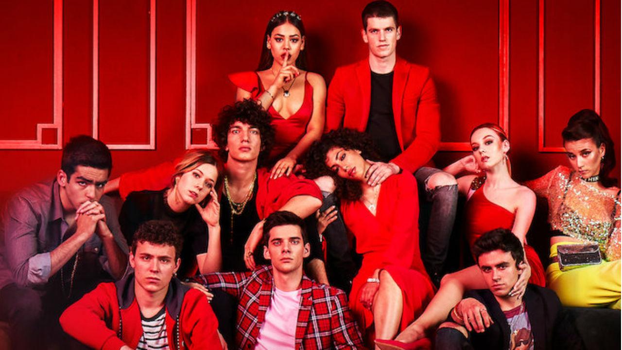 Elite 3ª temporada: Netflix divulga teaser com data de estreia