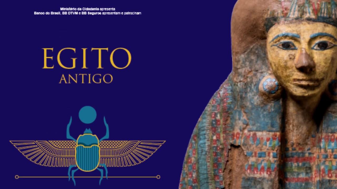 Exposição sobre Egito Antigo chega a São Paulo