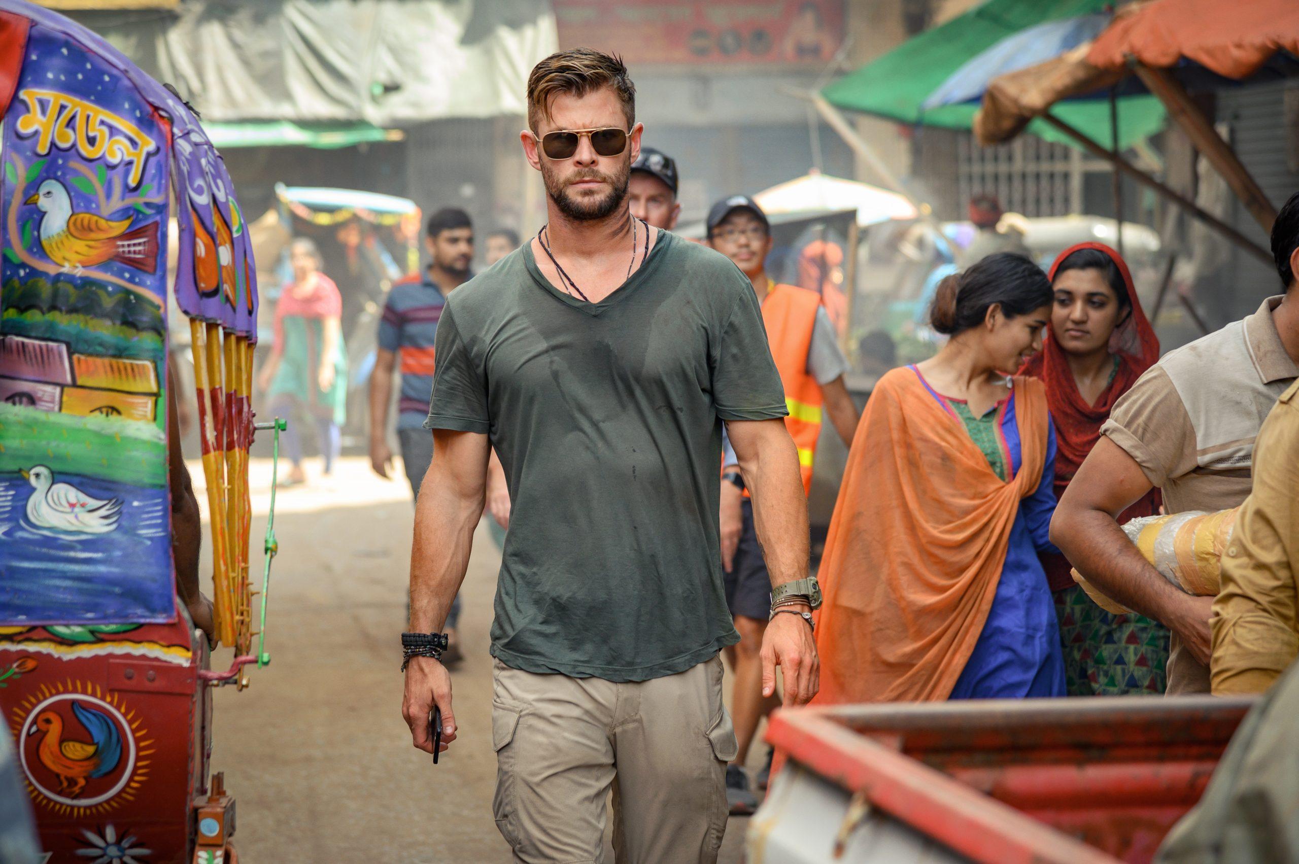 Chris Hemsworth assina projeto com a Netflix