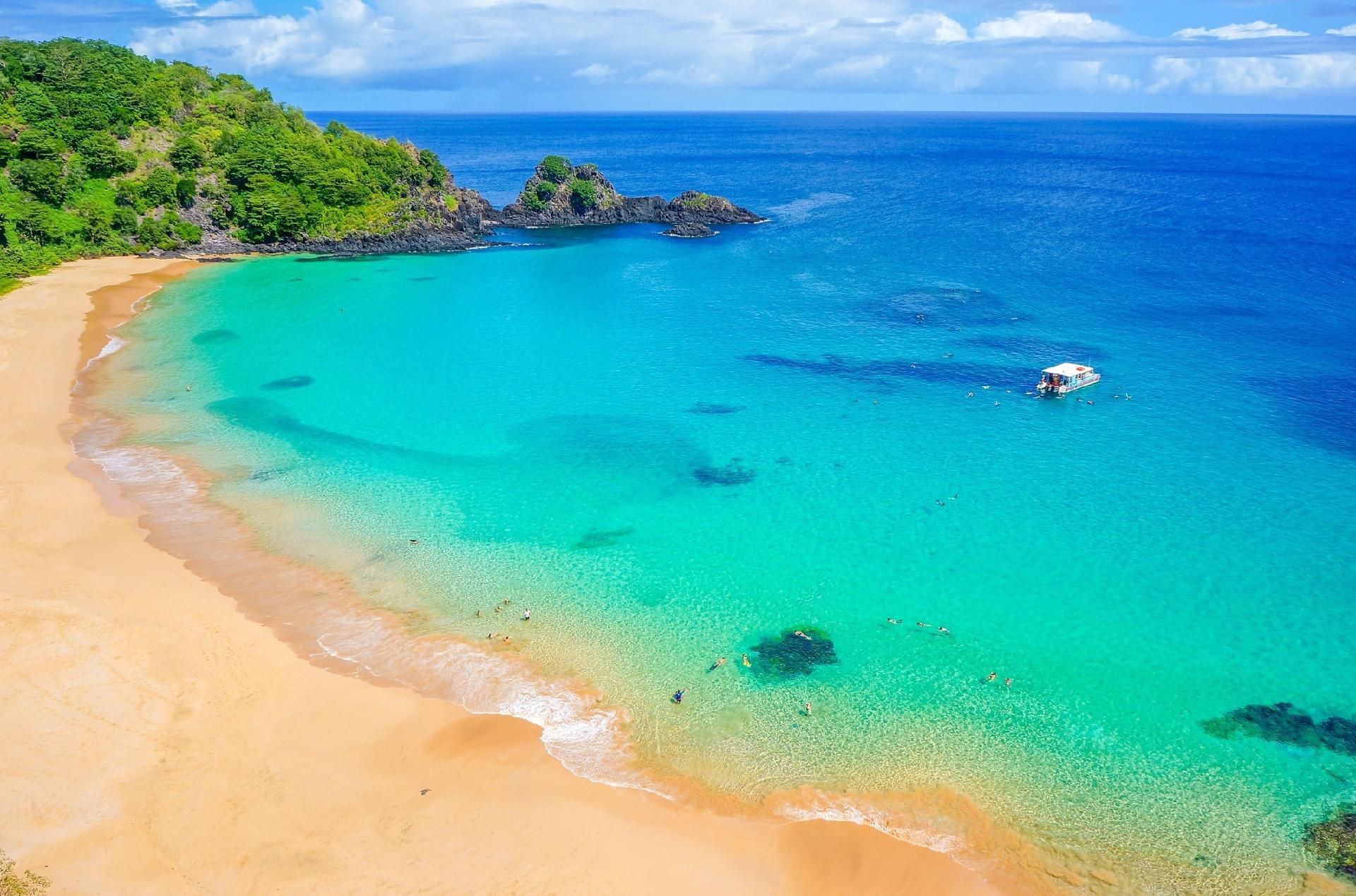Veja 7 praias escondidas para curtir o carnaval