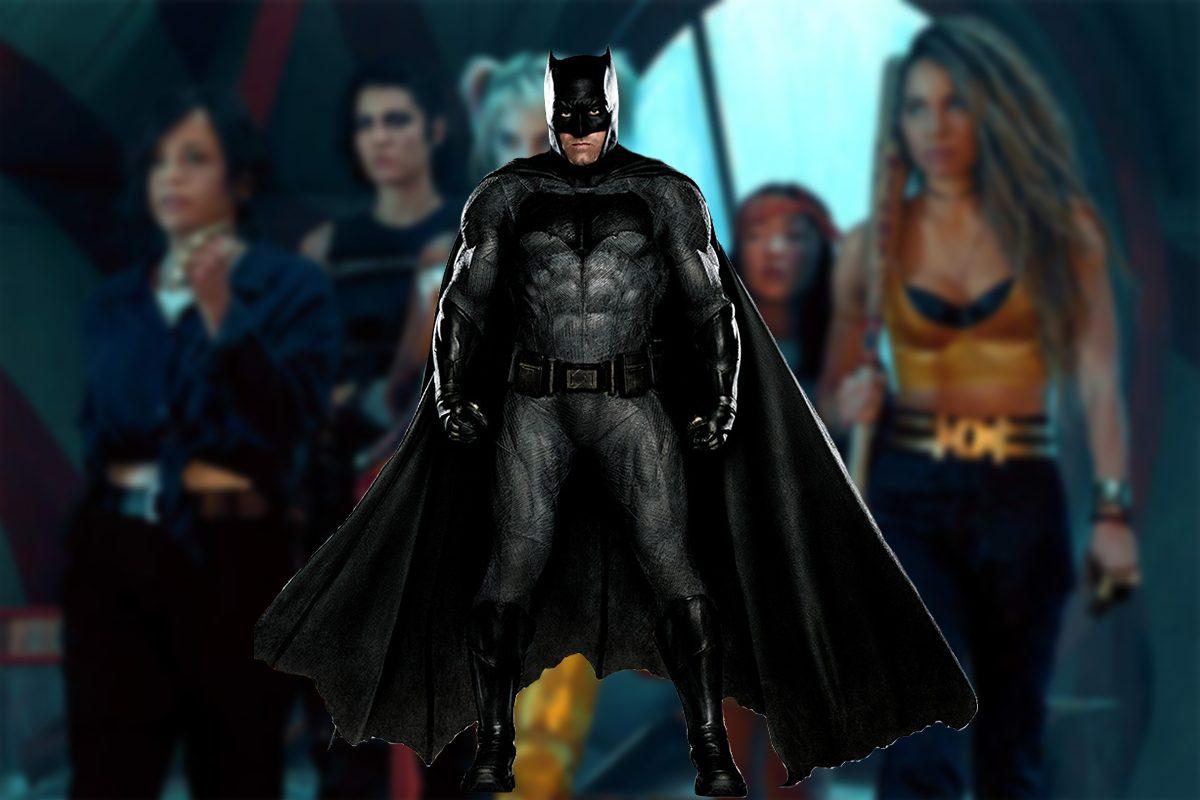 """Onde estava o Batman em """"Aves de Rapina""""?"""