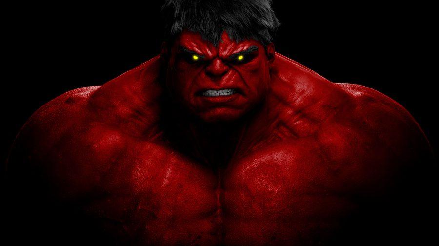 Como o Hulk Vermelho pode aparecer na fase 4 da Marvel