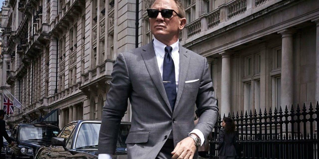 novo filme do 007