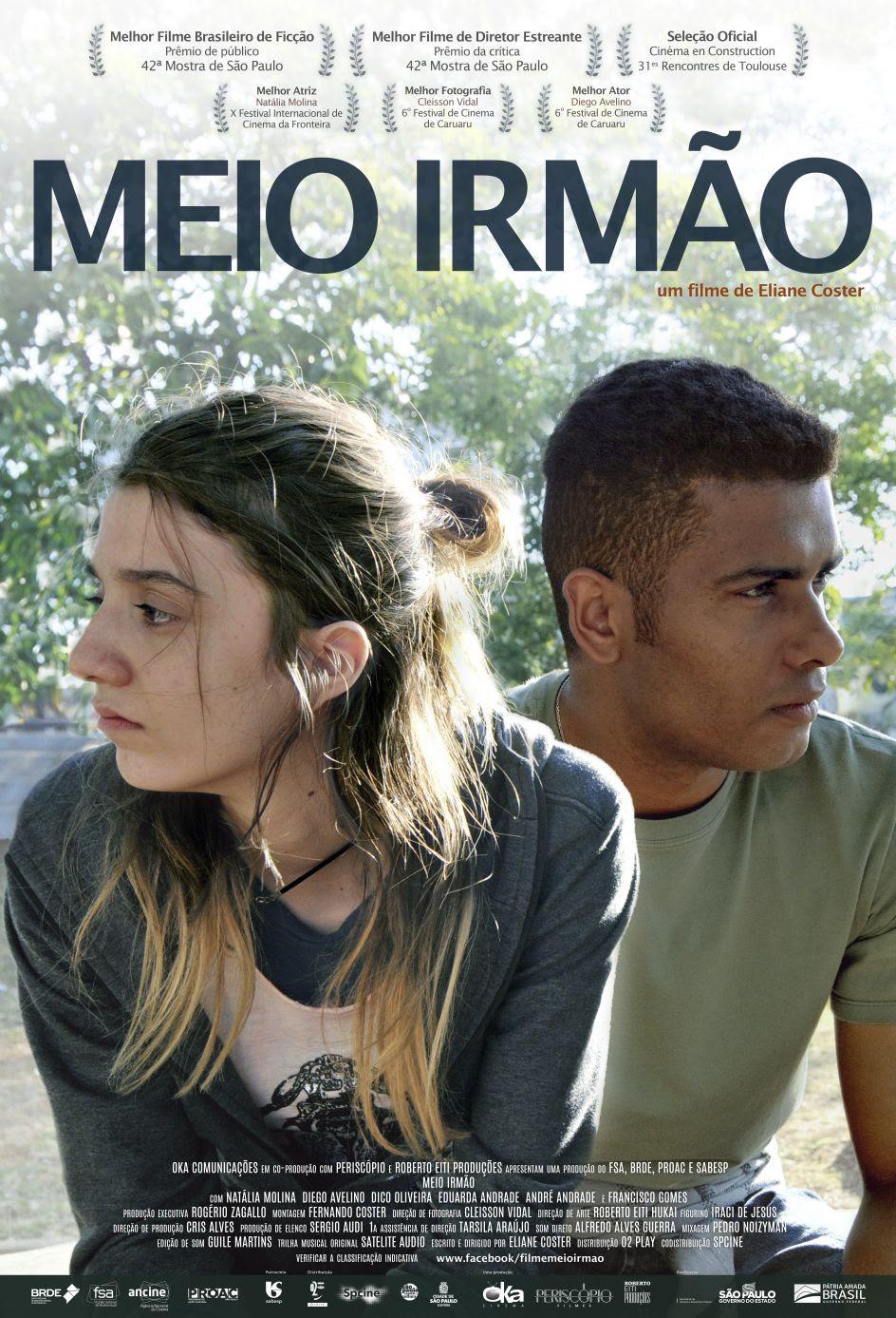 """""""Meio Irmão"""", drama premiado em festivais, estreia semana que vem"""
