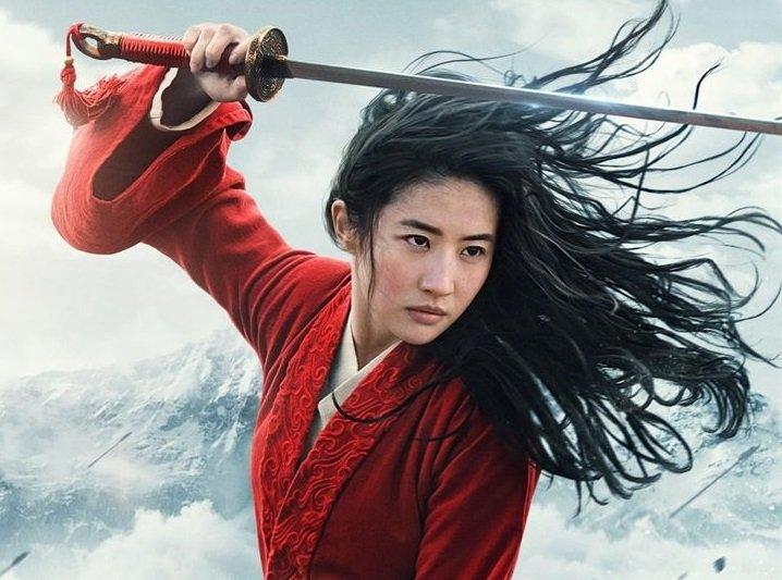filme Mulan foi adiado