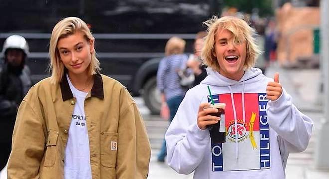 Hailey Baldwin revela o que fez para Justin Bieber a procurar novamente
