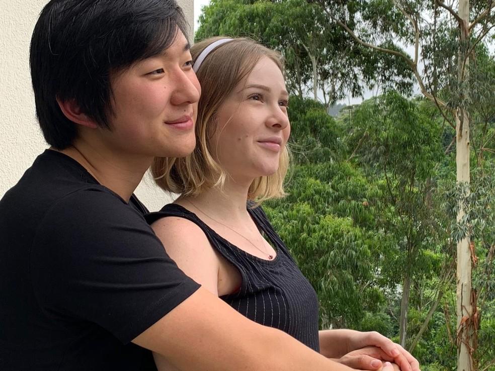 """Divórcio? Esposa de Pyong, Sammy, retira sobrenome """"Lee"""" do Instagram"""