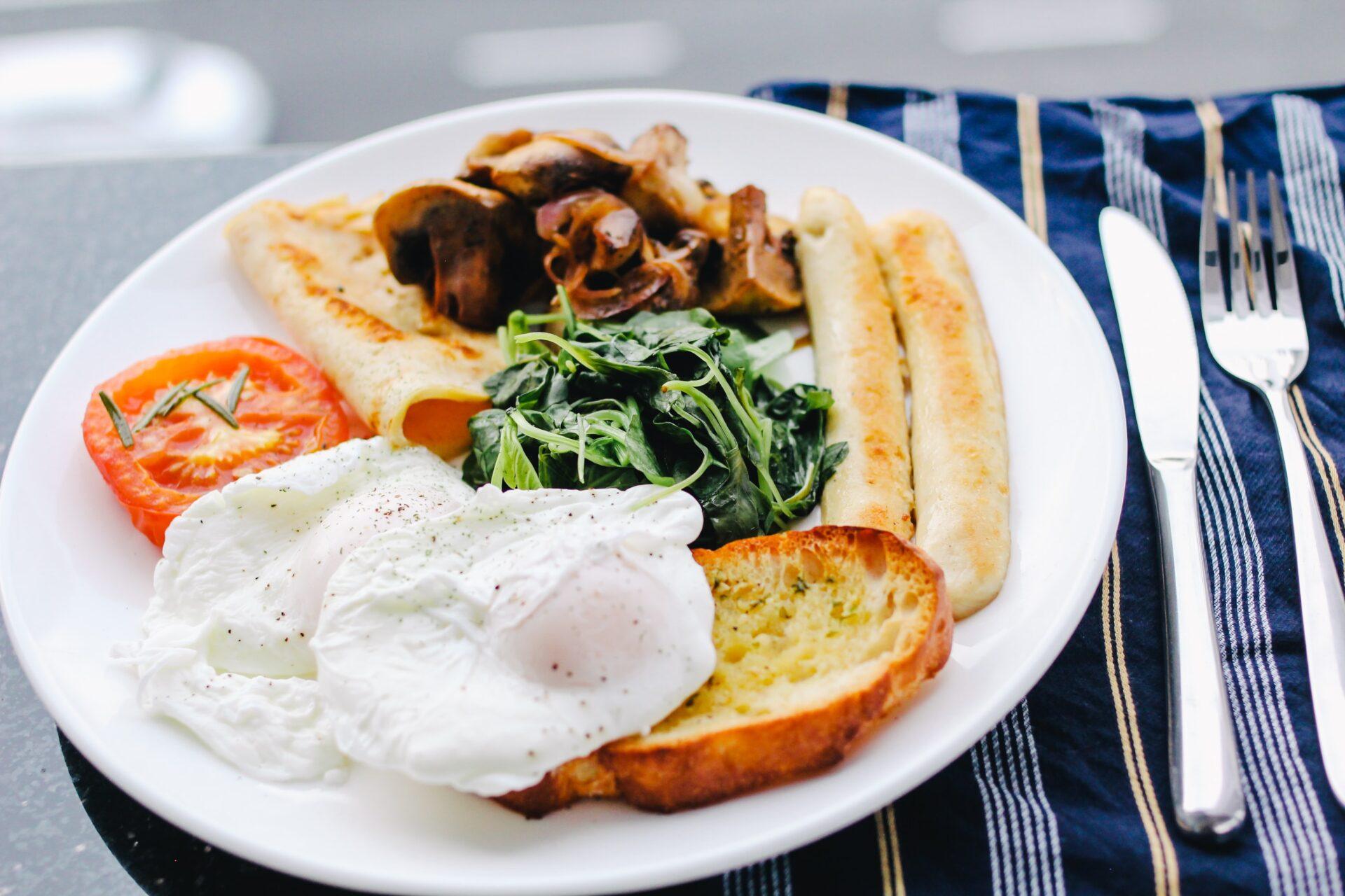 Perca peso rapidamente com um bom café da manhã