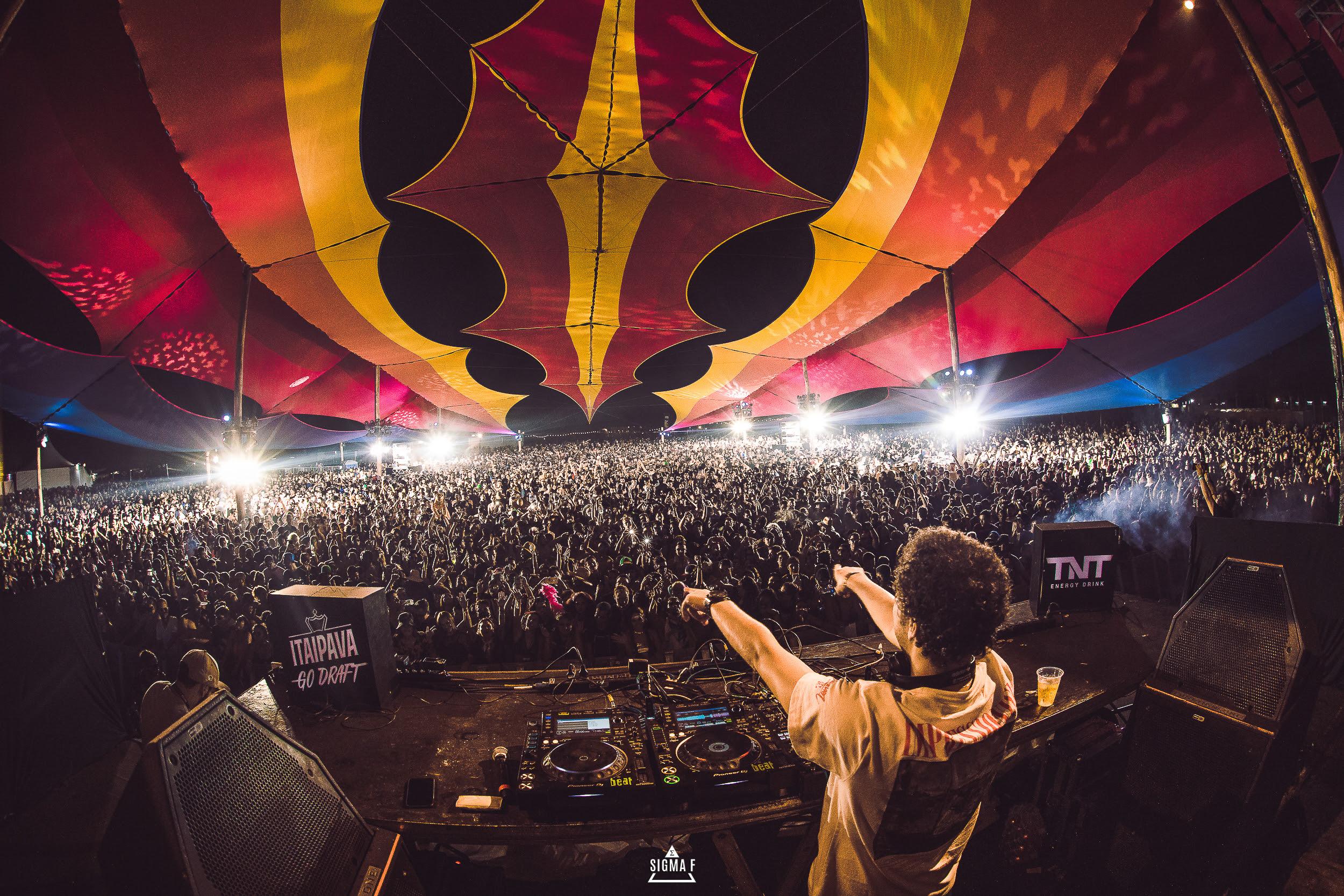 Palco Solaris traz os melhores nomes do Trance para o Tribe Festival 2020