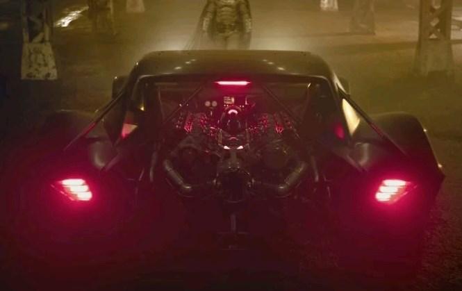 Batman: fotos do Batmóvel vazam na internet