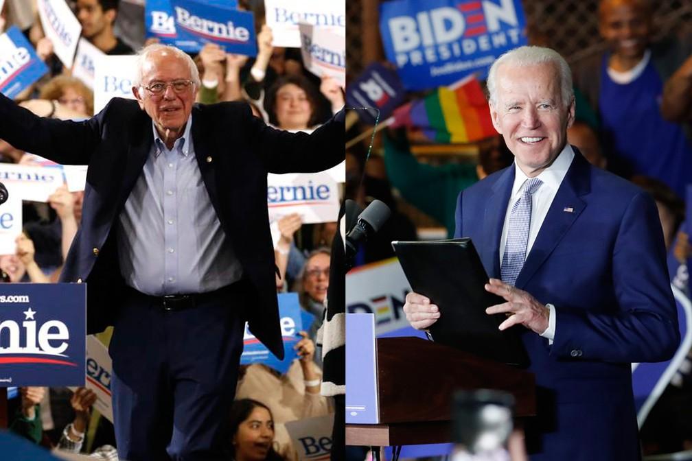 'Superterça' clareia caminhos para eleição norte-americana