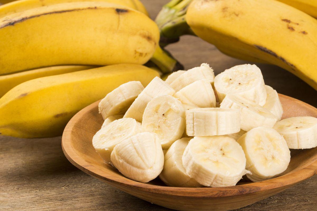 As bananas são uma ótima alternativa aos cereais açucarados para o café da manhã