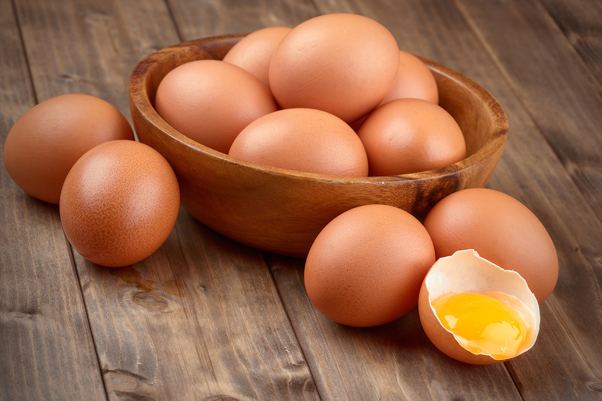 Os ovos podem reduzir o apetite quando ingeridos no café da manhã