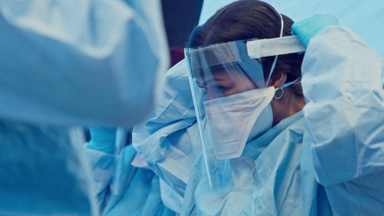 série sobre pandemia na Netflix