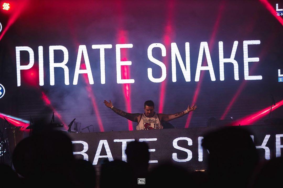 """Atacando de vilão, Pirate Snake apresenta seu novo lançamento """"KRAKEN"""""""