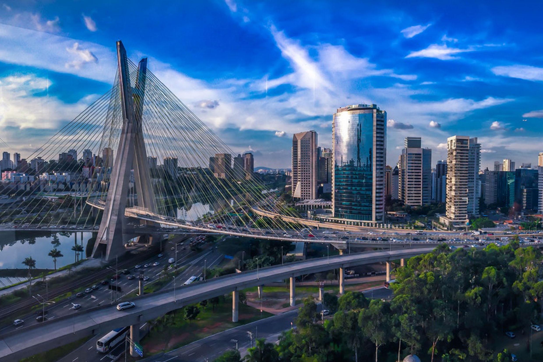 A grande São Paulo