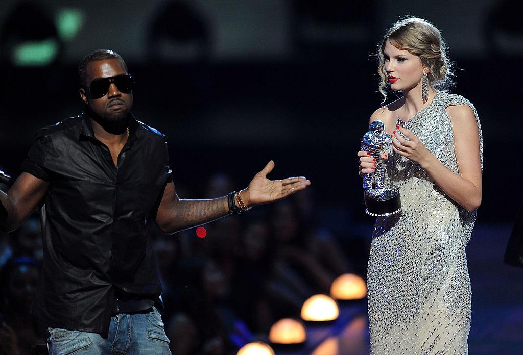Vaza ligação de Kanye West à Taylor Swift que agravou briga entre artistas