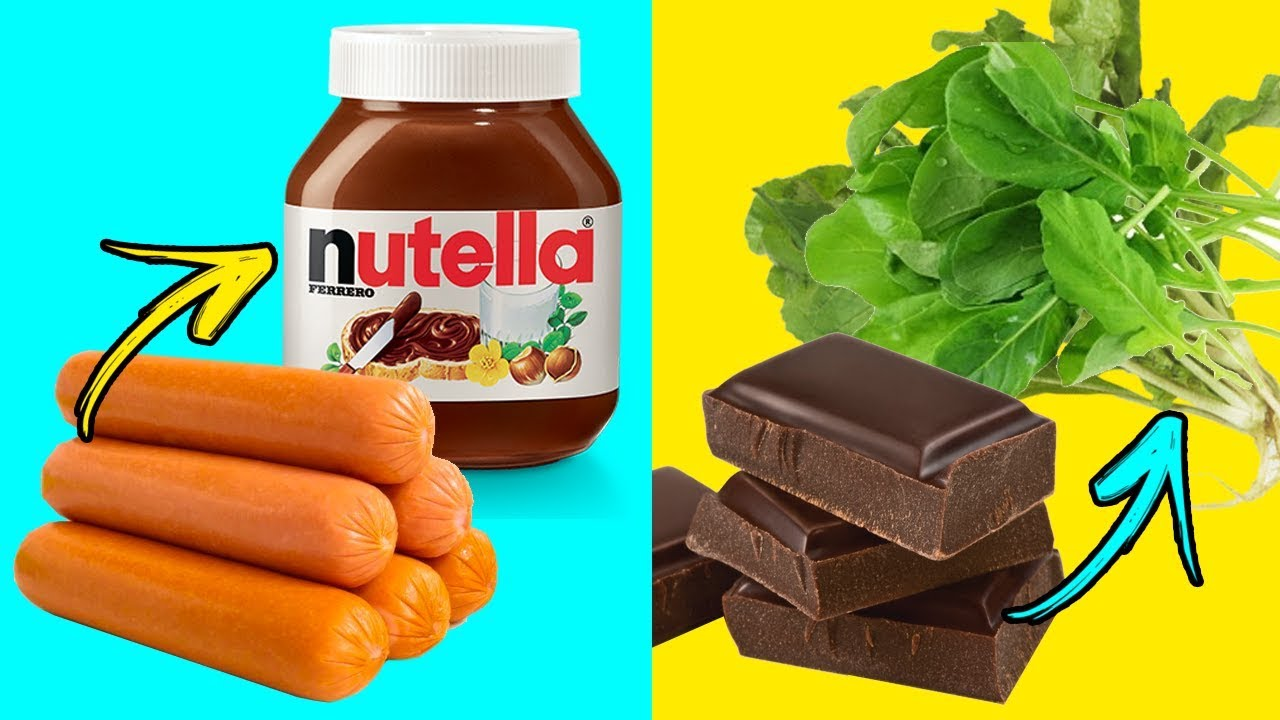 5 combinações mais esquisitas de doce com salgado em restaurantes