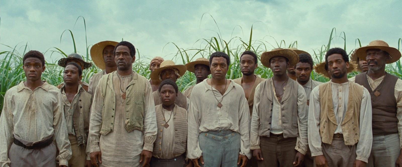 '12 Anos de Escravidão' - Abordagens e aprendizados no filme