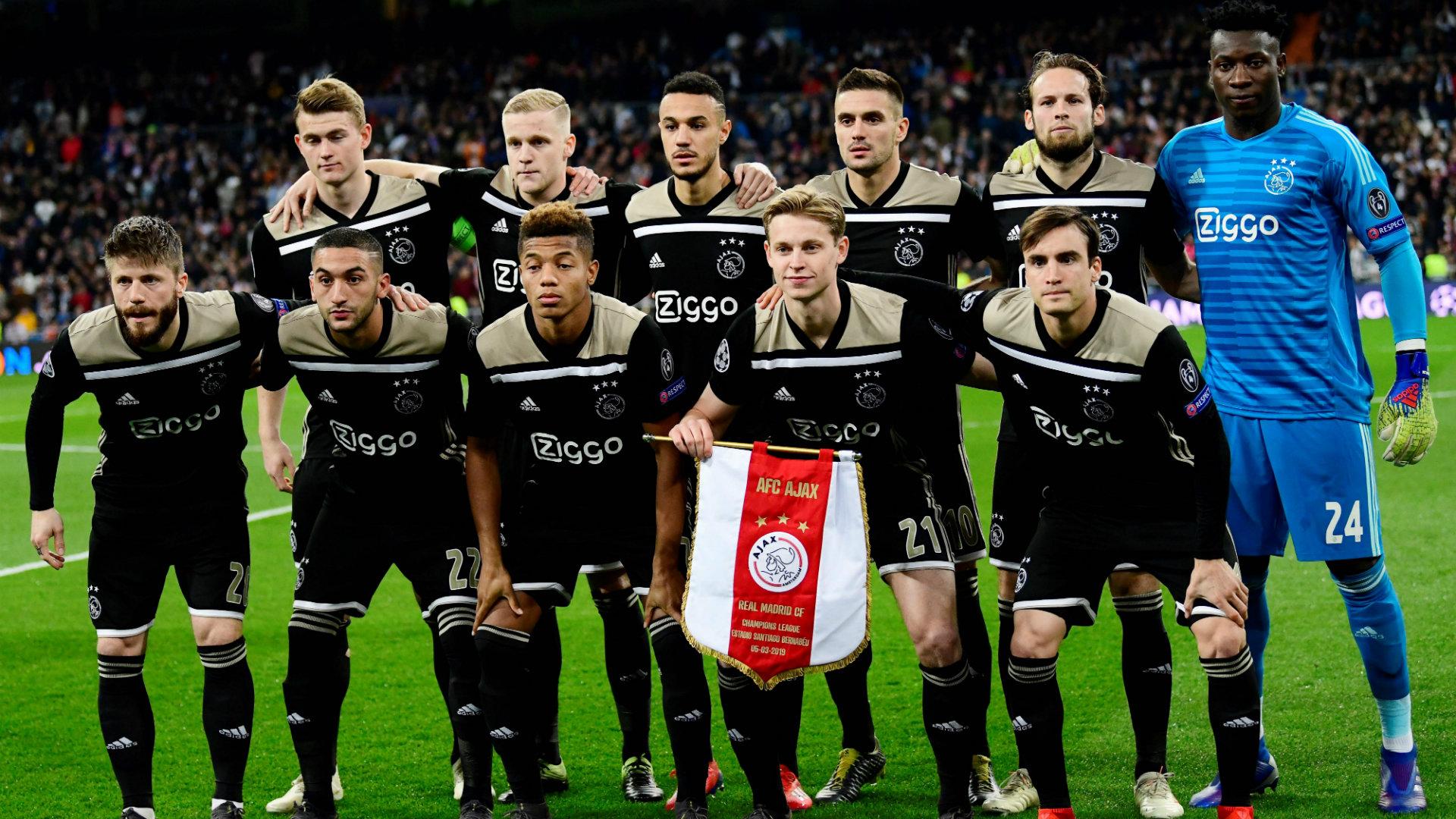 Ajax - Entenda a nova geração do time holandês