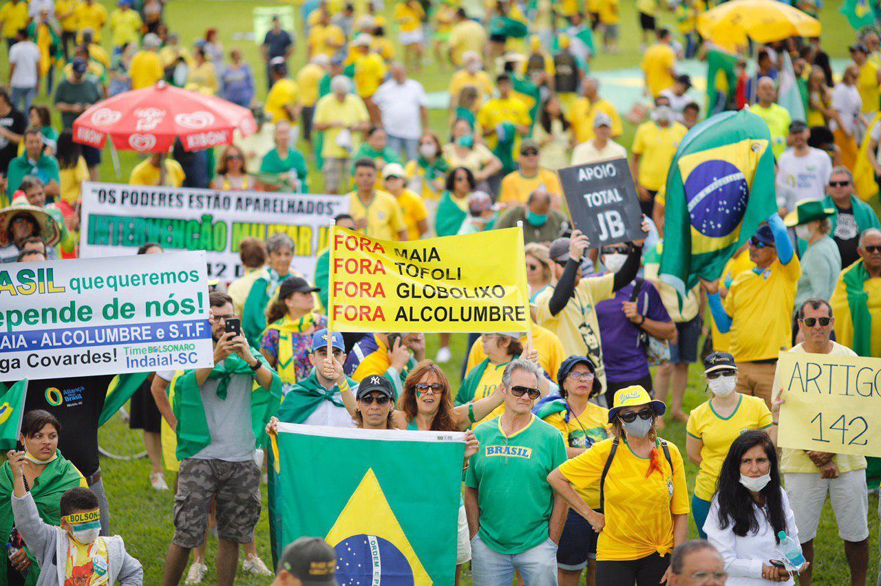 Opinião: Como os atos contra o STF afetam a democracia