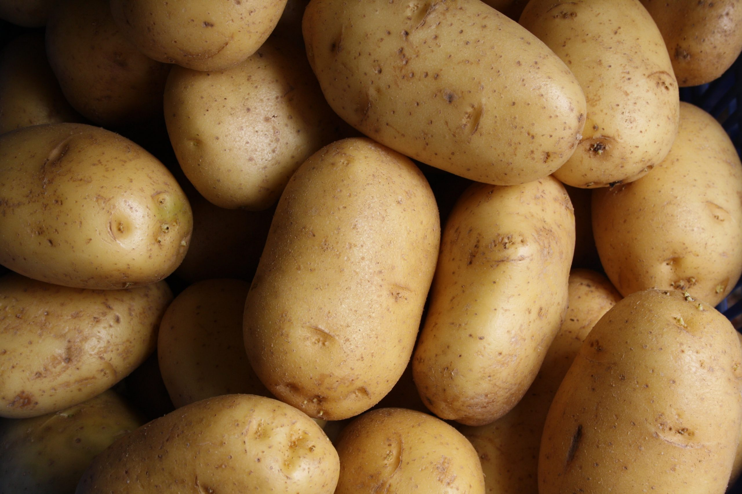 Máscara de batatas