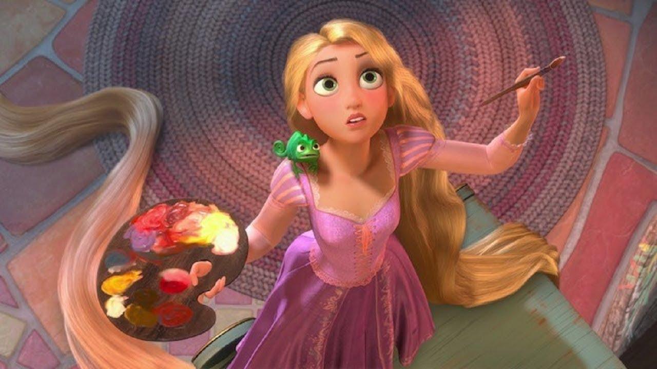 Quarentena: Aprenda com a Rapunzel como não passar tédio