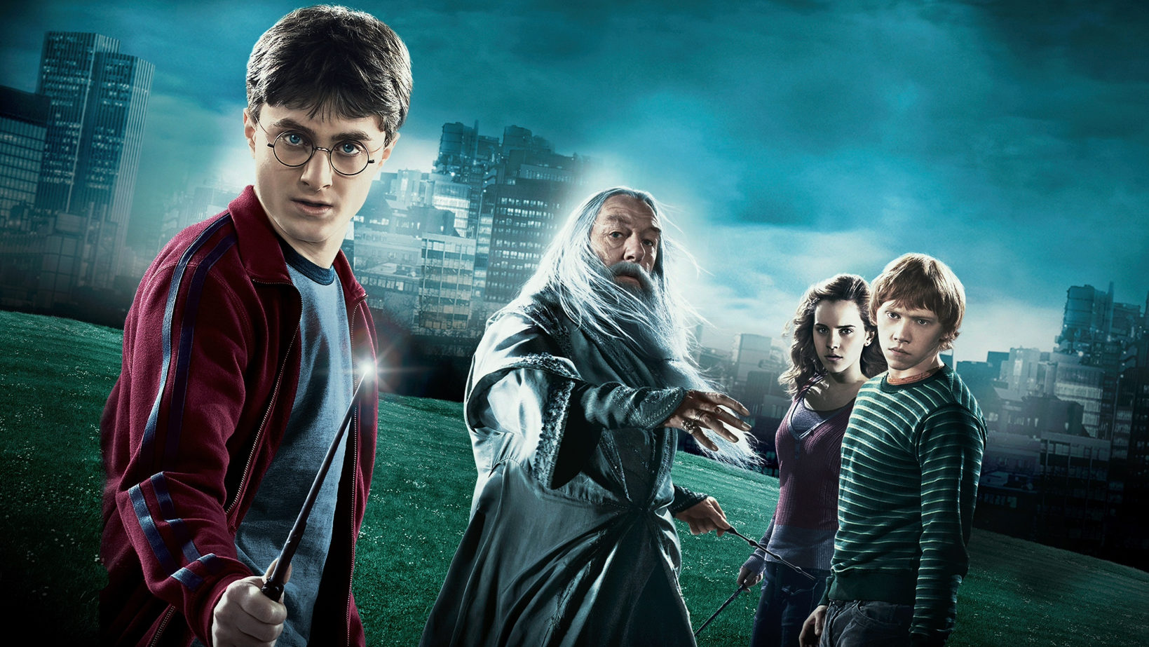 Harry Potter 6 Full Movie