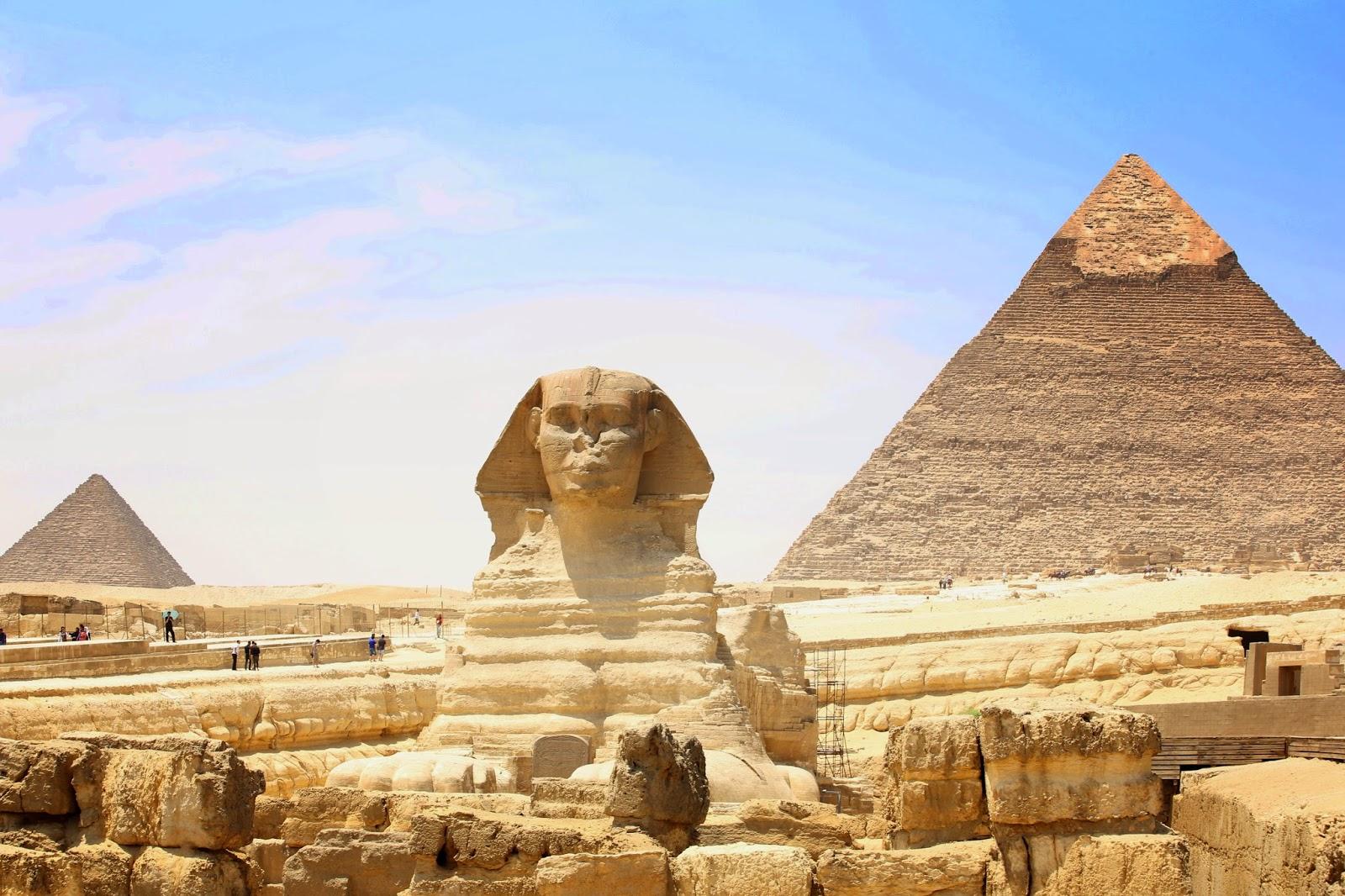 Veja 3 heranças culturais do Antigo Egito percebidas até hoje