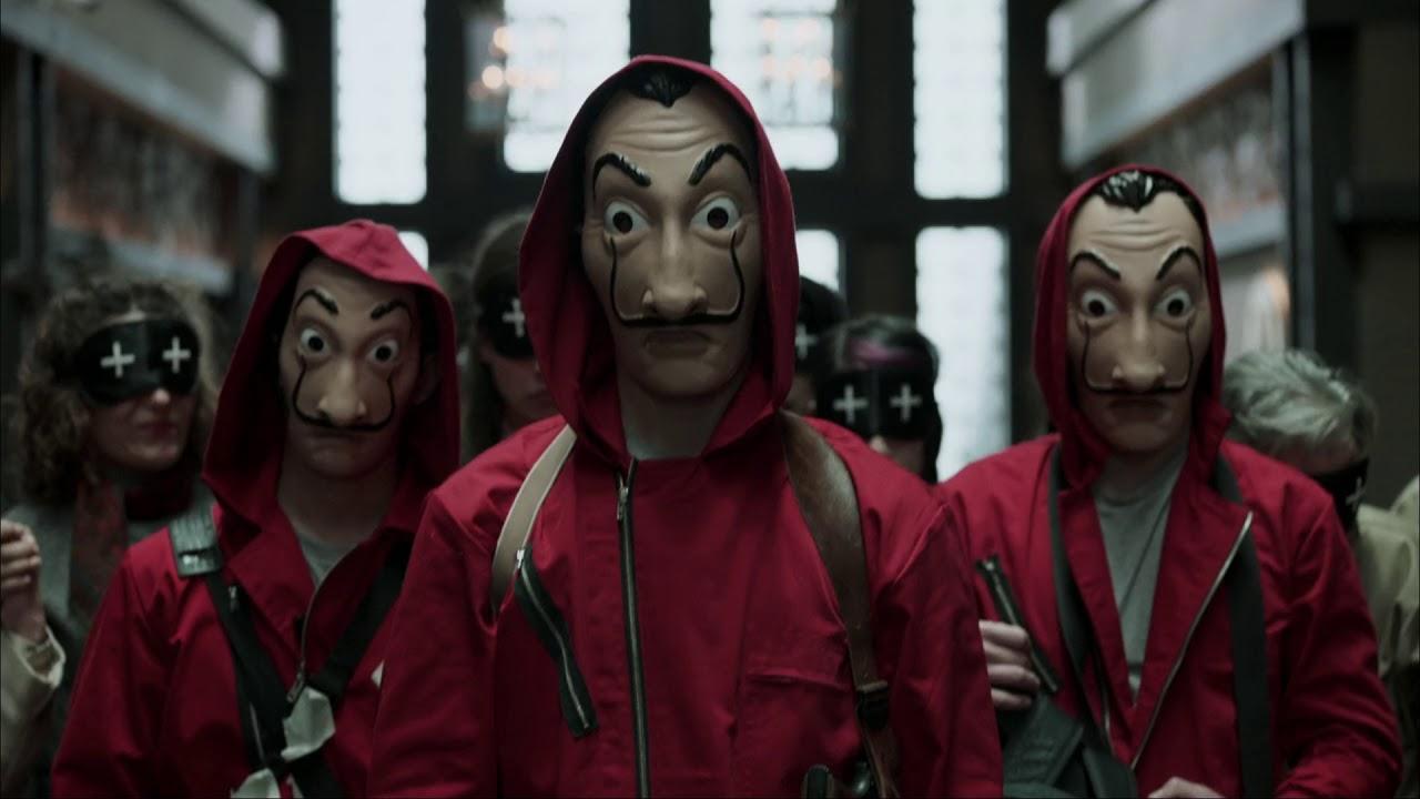 'La Casa de Papel': Relembre os verdadeiros nomes dos assaltantes