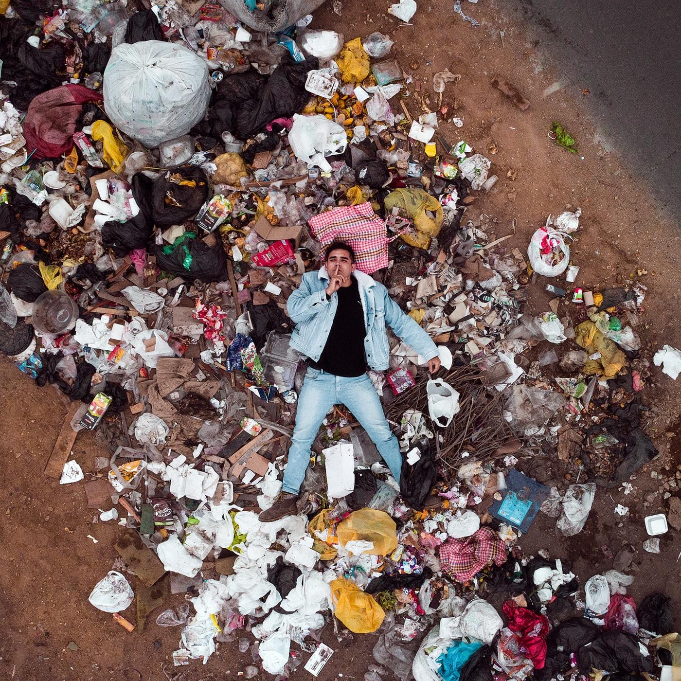 Desperdício de alimentos em momento de crise: as pessoas tem fome de quê?