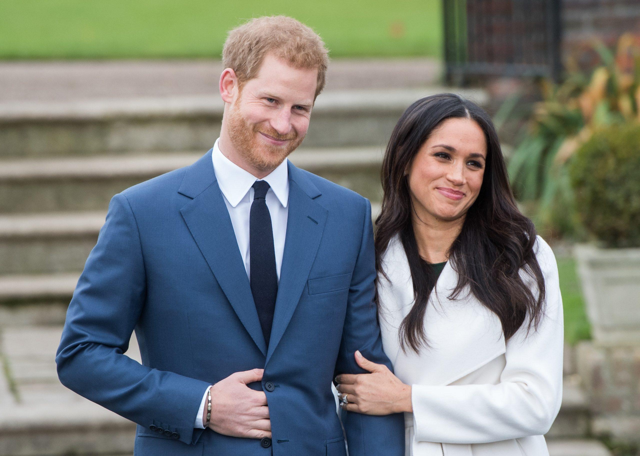 O nome verdadeiro de Príncipe Harry e Meghan Markle vai te surpreender