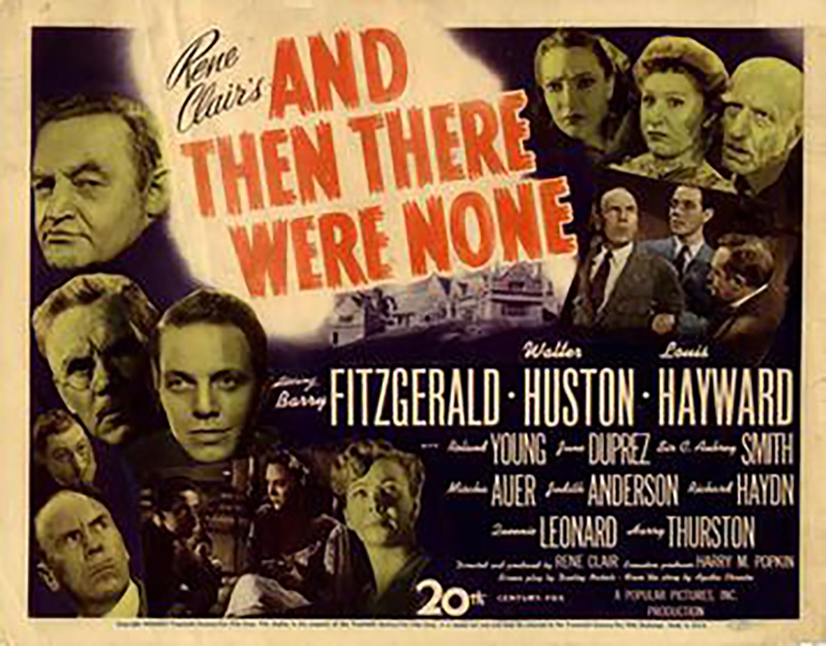 Cartaz de divulgação do filme O Vingador Invisível | Foto: Wikipedia.