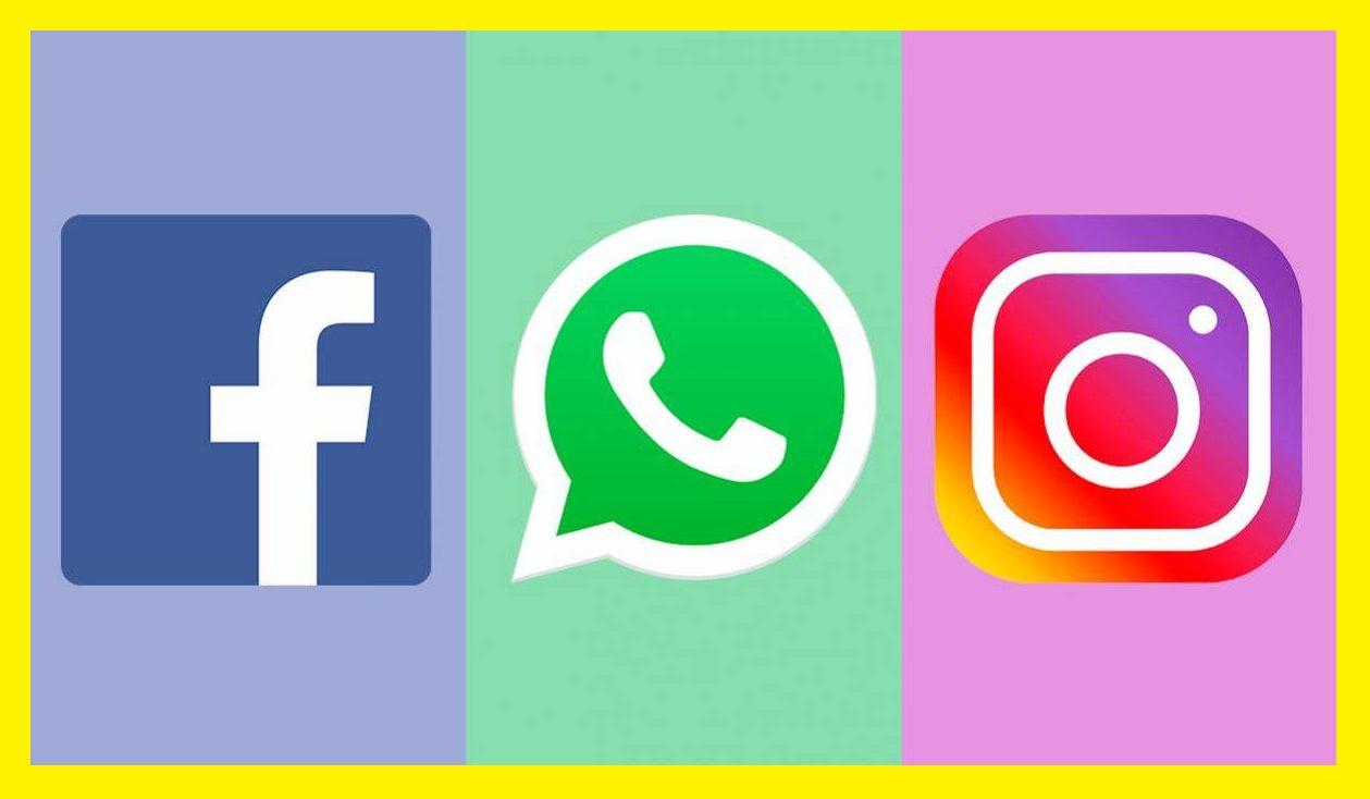 Instagram, WhatsApp e Facebook têm aumento de 40% de acessos