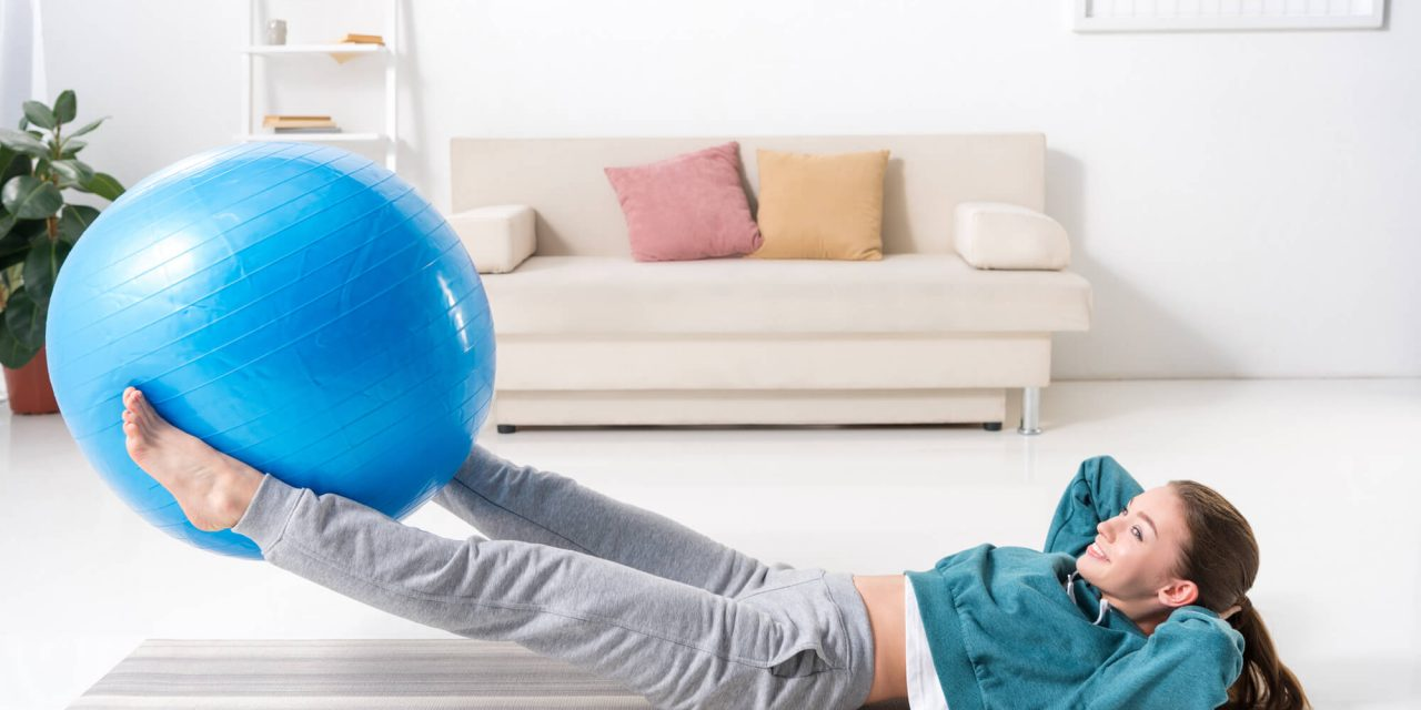 Rotina de exercícios: saúde e dedicação na quarentena