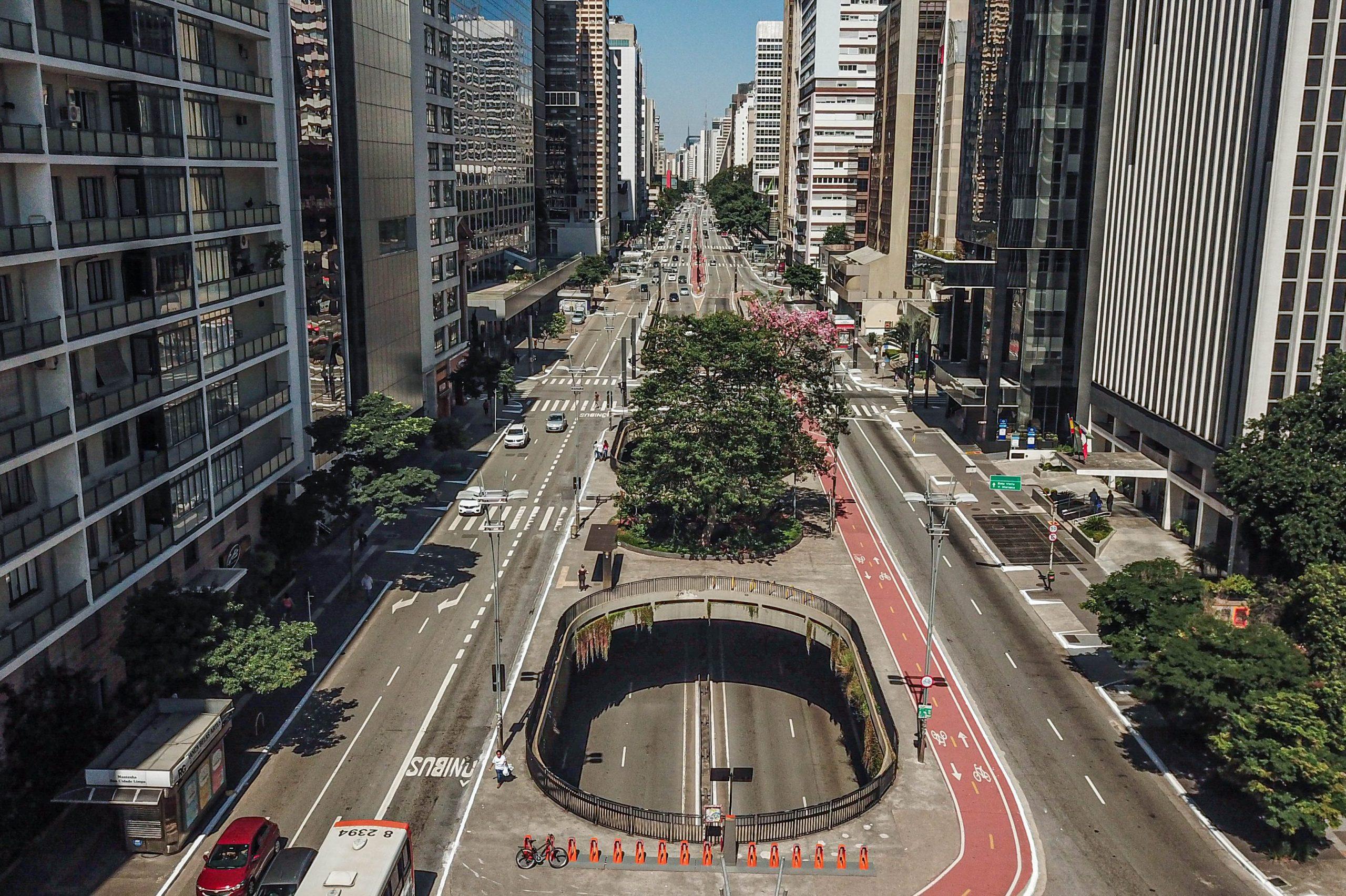Situação de violência na região sul de São Paulo