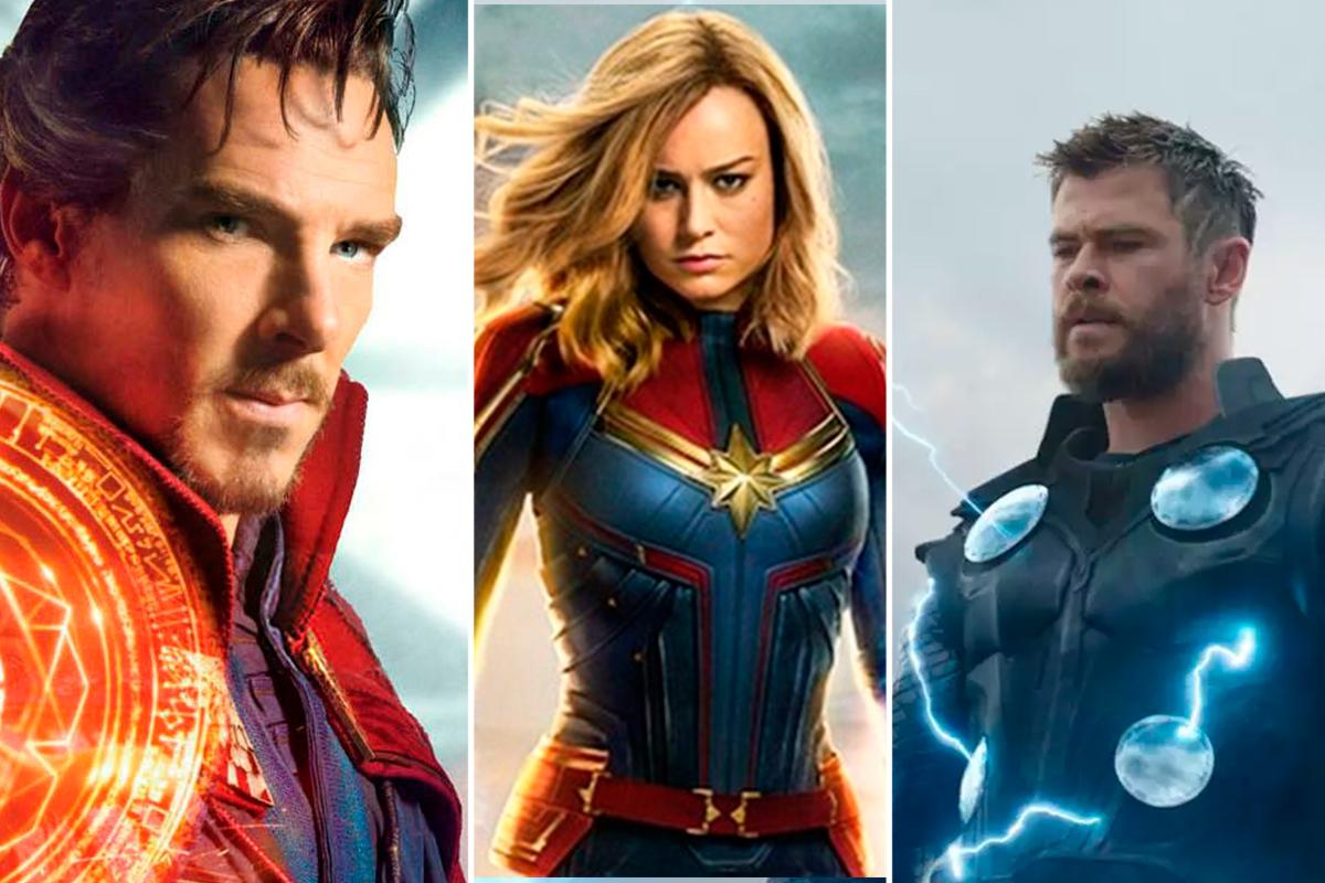 Veja quem são os 5 heróis mais fortes do Universo Marvel
