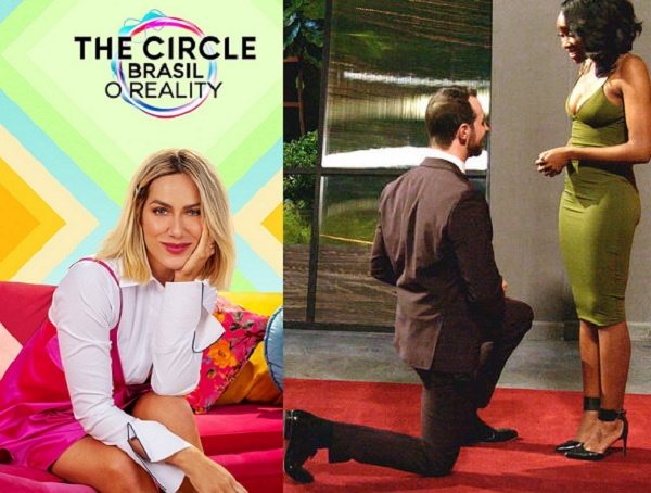 Casamento às Cegas The Circle