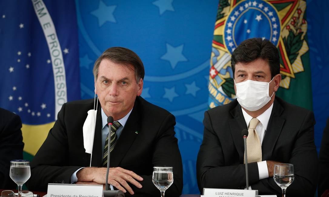 Opinião: A polarização em torno do coronavírus no governo Bolsonaro