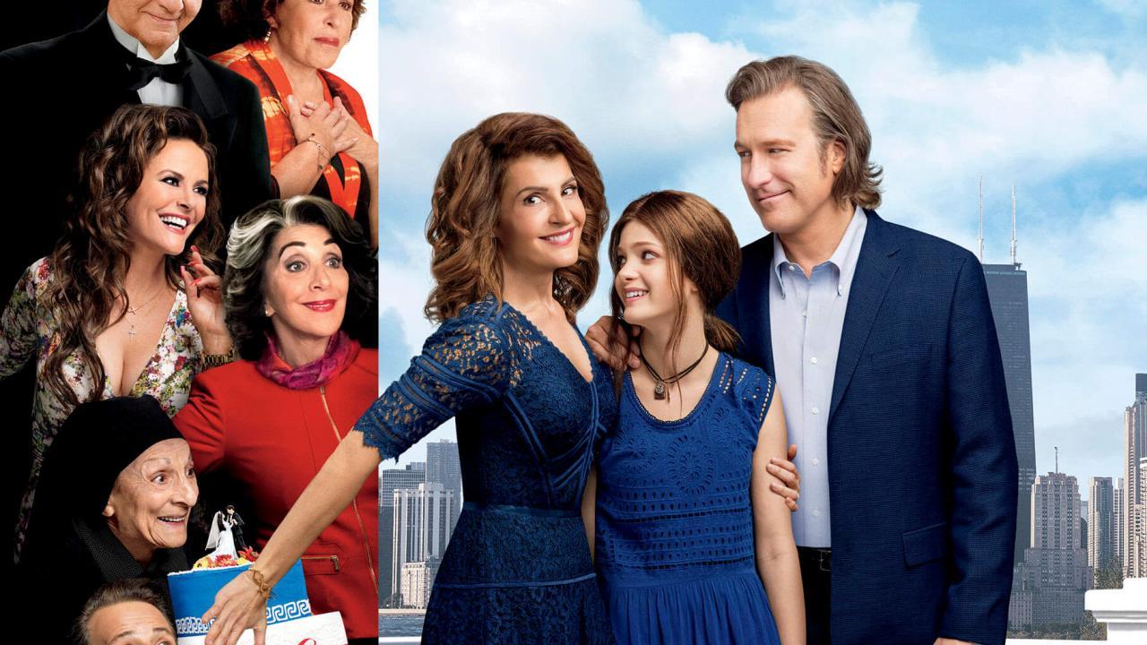 'Casamento Grego 2' será exibido hoje – relembre o primeiro filme