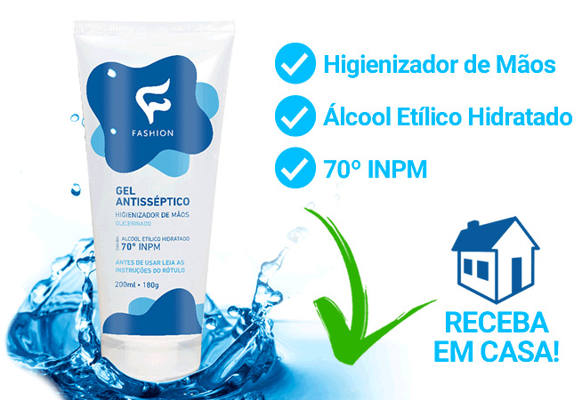 Álcool gel 70: para que serve e como age
