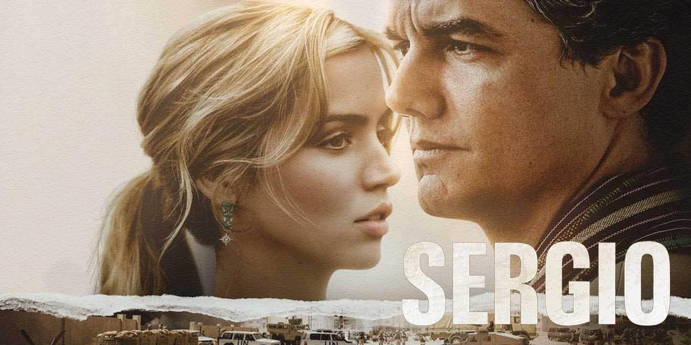 Sergio - filme produzido pela Netflix conta com Wagner Moura e Ana de Armas em seu elenco.