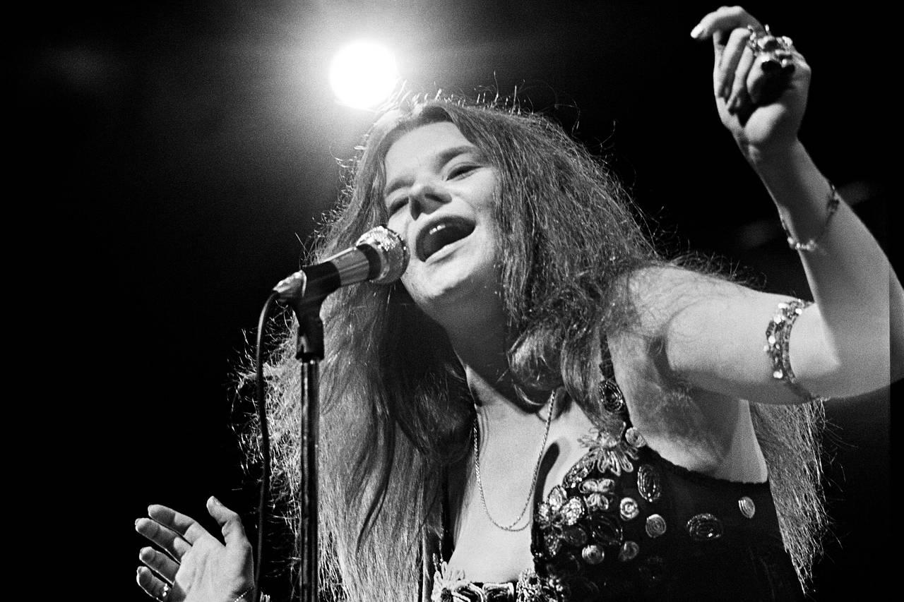 50 anos de morte de Janis Joplin
