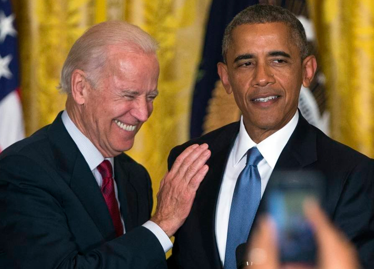 Obama apoia Joe Biden