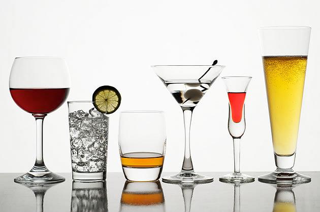 bebida alcoólica gordura na barriga
