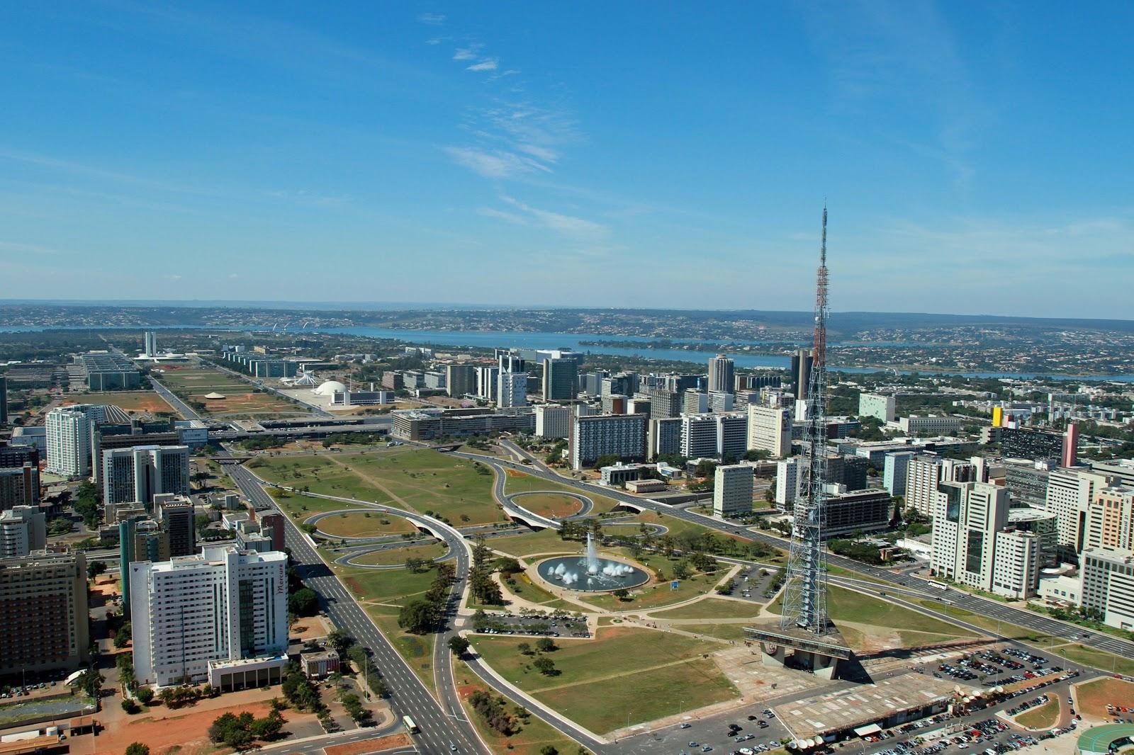 Brasília comemora 60 anos de inauguração
