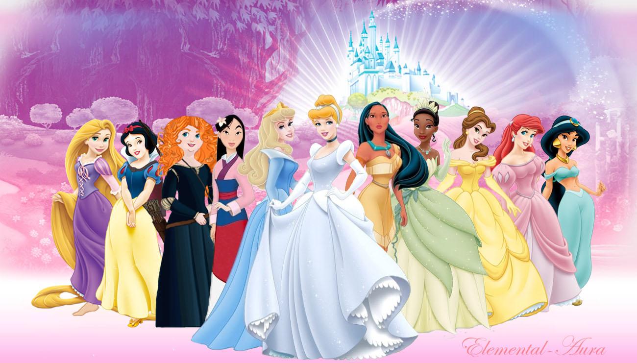 Princesas da Disney