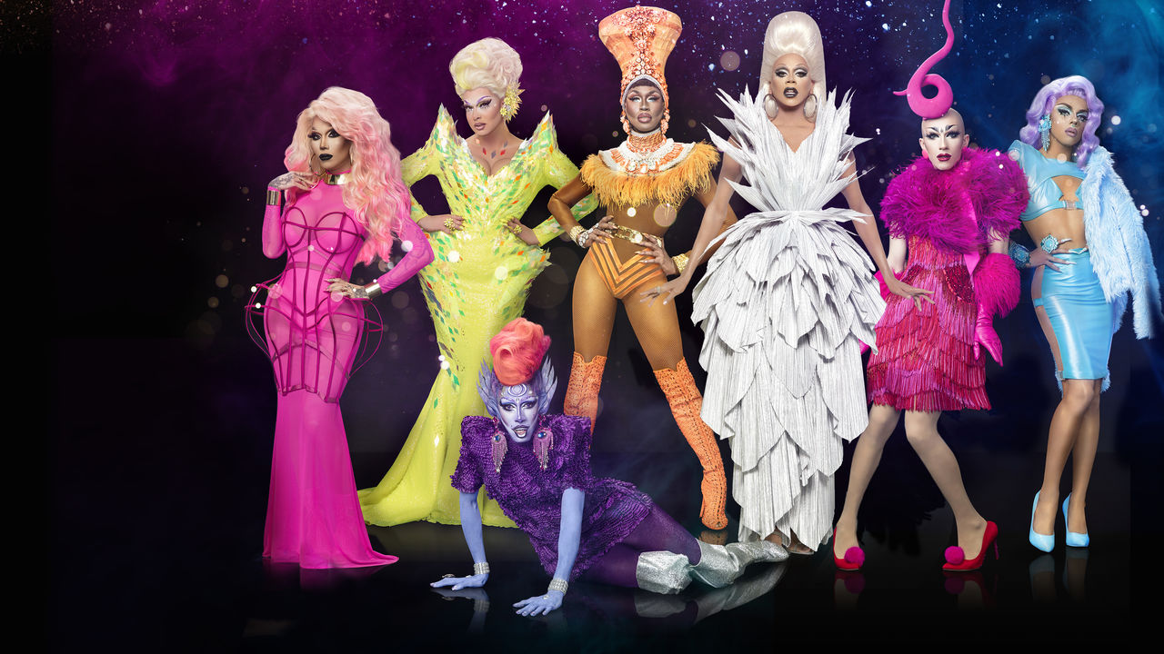 RuPaul's Drag Race na Netflix